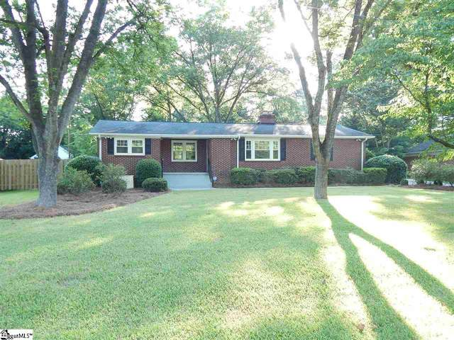 205 Elizabeth Drive, Greenville, SC 29615 (#1422306) :: The Toates Team