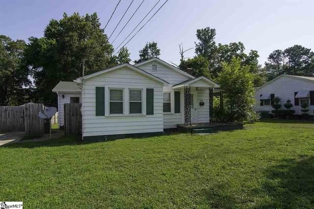 619 Fleming Street, Laurens, SC 29630 (#1422668) :: Hamilton & Co. of Keller Williams Greenville Upstate
