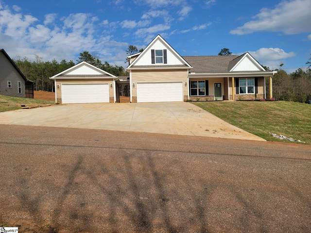249 Inlet Pointe Drive, Anderson, SC 29625 (#1423132) :: Hamilton & Co. of Keller Williams Greenville Upstate