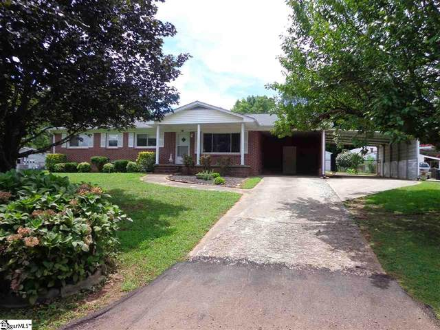 270 Clearview Circle, Travelers Rest, SC 29690 (#1423443) :: Hamilton & Co. of Keller Williams Greenville Upstate