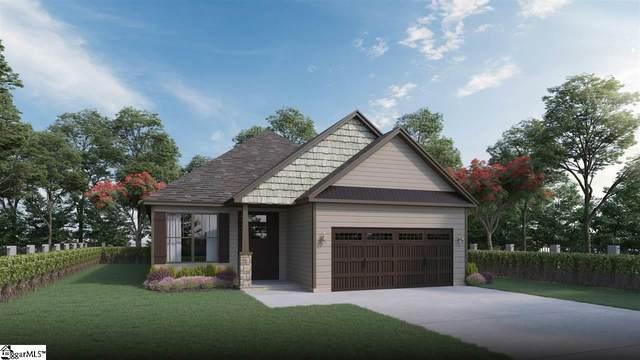 14 Forest Ridge Way Lot 80, Greenville, SC 29617 (MLS #1423525) :: Prime Realty