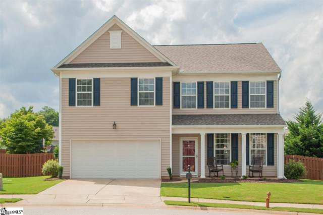 4 Mound Court, Greer, SC 29650 (#1424106) :: J. Michael Manley Team