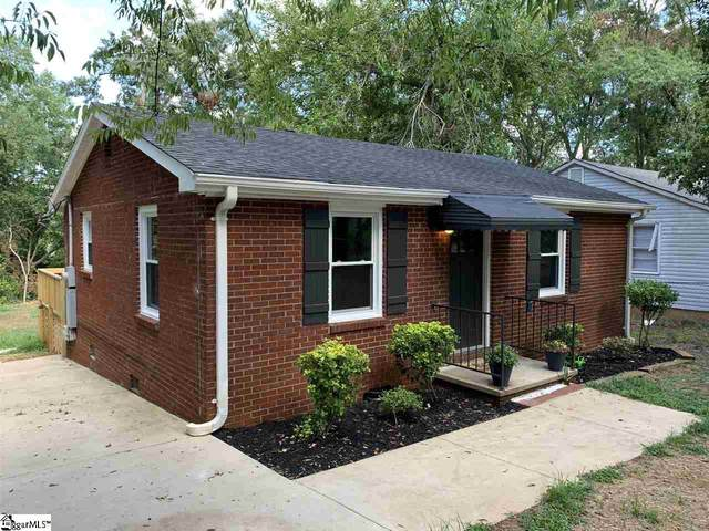 9 Griffin Street, Spartanburg, SC 29301 (#1424348) :: Hamilton & Co. of Keller Williams Greenville Upstate