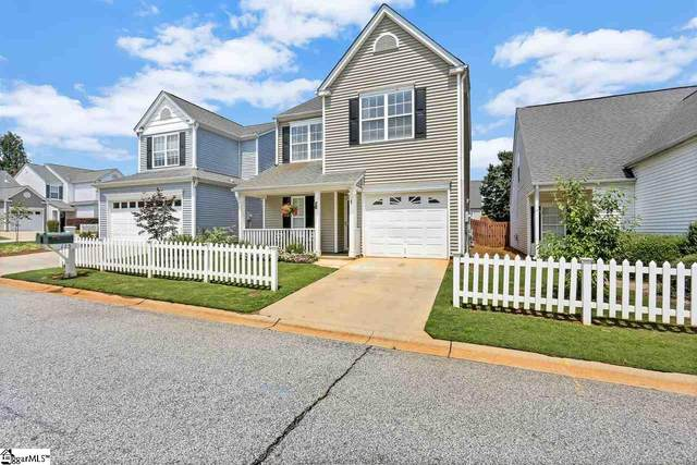 115 Nobska Light Court, Simpsonville, SC 29681 (#1424446) :: Modern