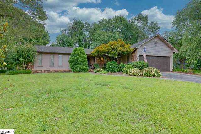 203 Trailwood Drive, Spartanburg, SC 29301 (#1424624) :: Hamilton & Co. of Keller Williams Greenville Upstate
