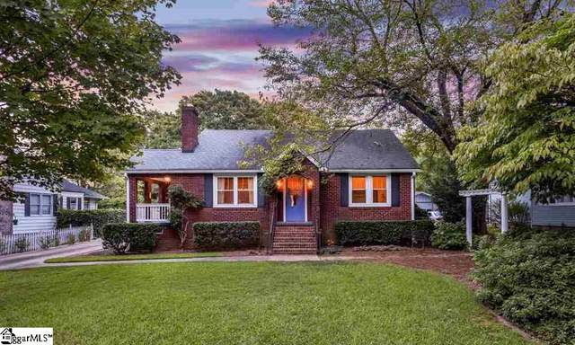 15 Wembley Road, Greenville, SC 29607 (#1424852) :: The Toates Team