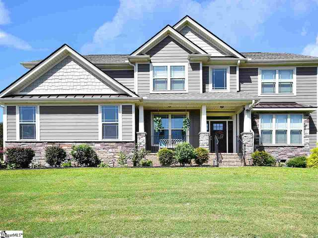 14 Hidden Lake Court, Piedmont, SC 29673 (#1425163) :: Expert Real Estate Team