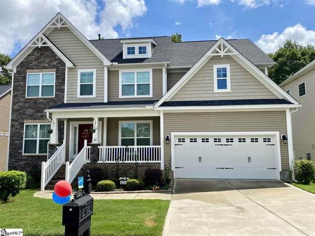324 Leigh Creek Drive, Simpsonville, SC 29681 (MLS #1425885) :: Prime Realty