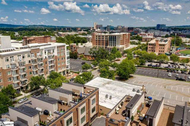 1027 S Main Street Unit 201, Greenville, SC 29601 (#1426001) :: Coldwell Banker Caine