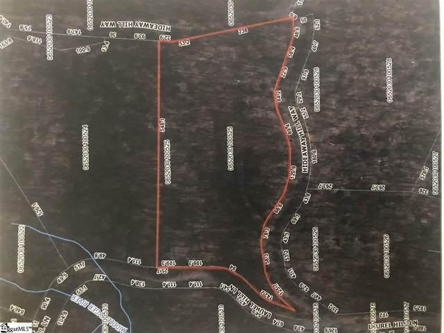 Hideaway Hill Way, Landrum, SC 29356 (#1426211) :: Modern