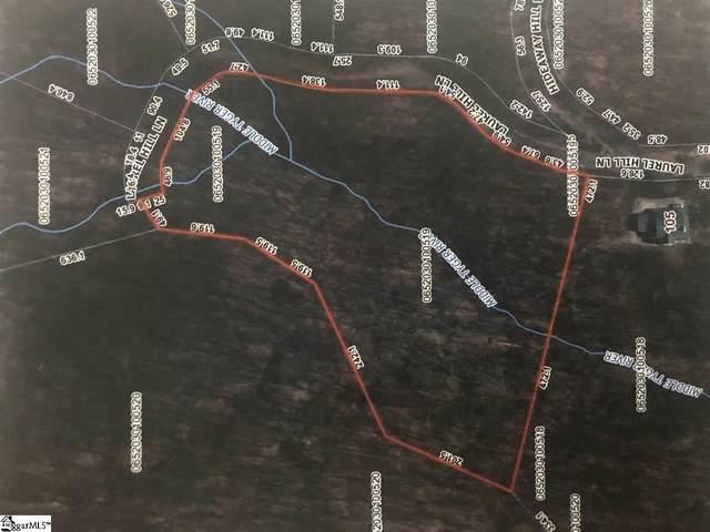 Laurel Hill Lane, Landrum, SC 29356 (#1426218) :: DeYoung & Company
