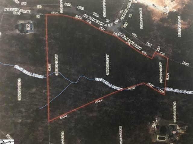 Laurel Hill Lane, Landrum, SC 29356 (#1426219) :: Hamilton & Co. of Keller Williams Greenville Upstate