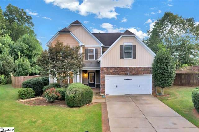 14 Kinner Court, Simpsonville, SC 29681 (#1426412) :: J. Michael Manley Team