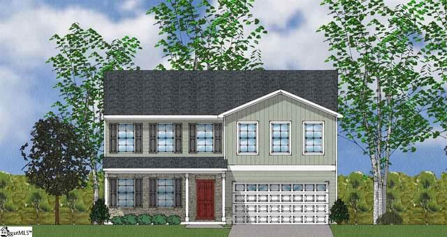 601 Whittier Street Lot 305 C, Greenville, SC 29605 (MLS #1426483) :: Prime Realty