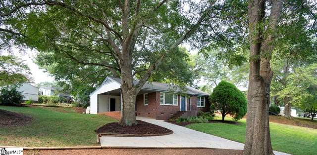 14 Columbia Circle, Greenville, SC 29607 (#1426549) :: The Haro Group of Keller Williams