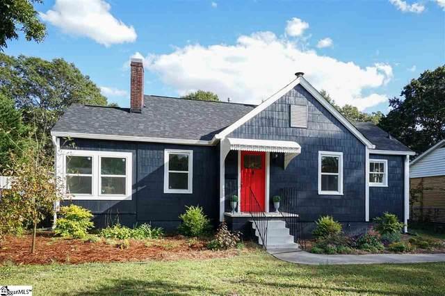 207 Vintage Avenue, Greenville, SC 29607 (#1426640) :: Green Arc Properties