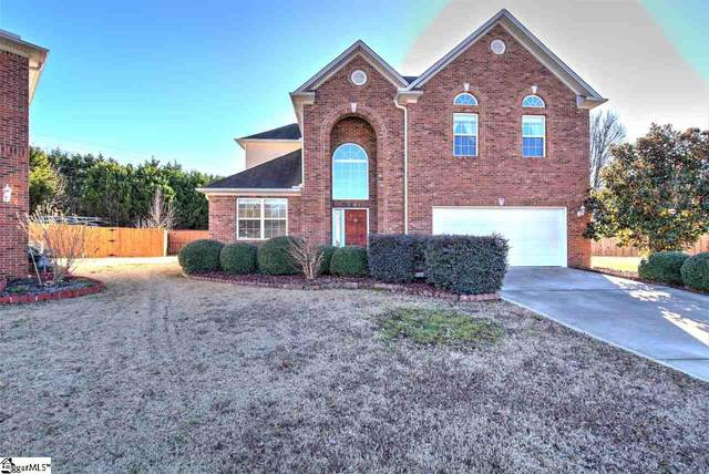 24 Old Tree Court, Simpsonville, SC 29681 (#1427019) :: Coldwell Banker Caine
