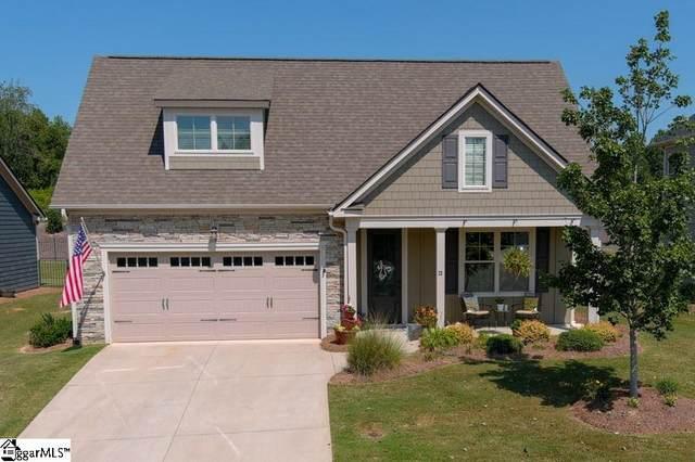 23 Belle Oaks Drive, Simpsonville, SC 29680 (#1427116) :: J. Michael Manley Team