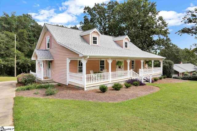 106 Peachtree Drive, Greer, SC 29651 (#1427613) :: Hamilton & Co. of Keller Williams Greenville Upstate