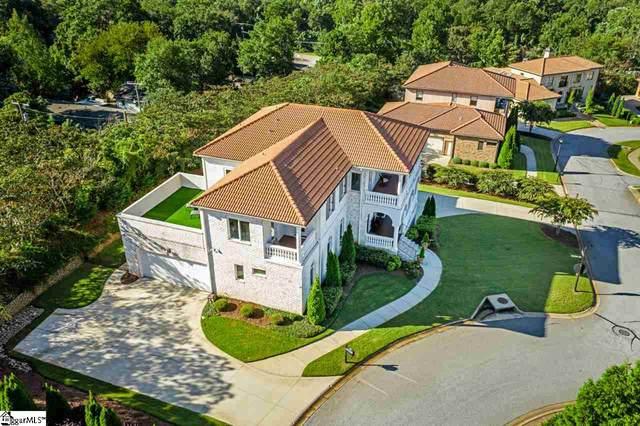 100 Cortona Circle, Greenville, SC 29609 (#1428494) :: Mossy Oak Properties Land and Luxury