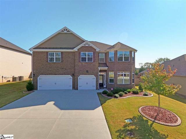3 Shadywood Place, Simpsonville, SC 29681 (#1428778) :: DeYoung & Company