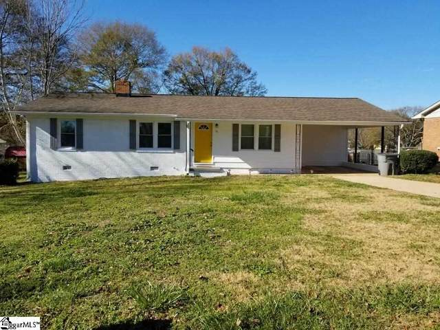 16 Wentworth Street, Greenville, SC 29605 (MLS #1428787) :: Resource Realty Group