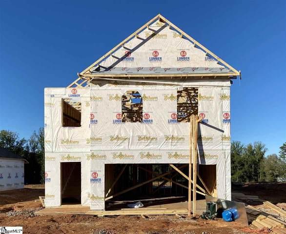 638 Grantleigh Drive Lot 39, Duncan, SC 29334 (#1428868) :: Green Arc Properties