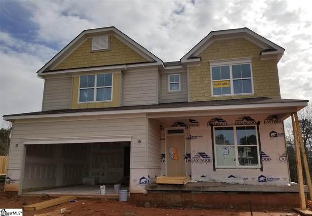 37 Macdee Way Lot 39, Greenville, SC 29607 (#1428896) :: Coldwell Banker Caine