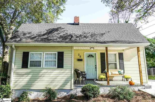 20 Badger Street, Greenville, SC 29605 (#1429000) :: Coldwell Banker Caine