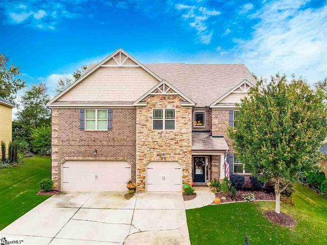 6 Lazy Willow Drive, Simpsonville, SC 29680 (#1429073) :: Green Arc Properties