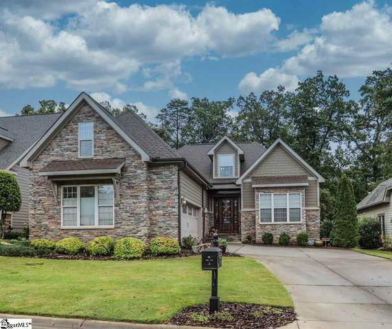132 Beaumont Creek Lane, Greenville, SC 29609 (MLS #1429083) :: Resource Realty Group