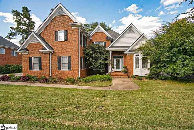 100 Weatherstone Lane, Simpsonville, SC 29680 (#1429477) :: Mossy Oak Properties Land and Luxury