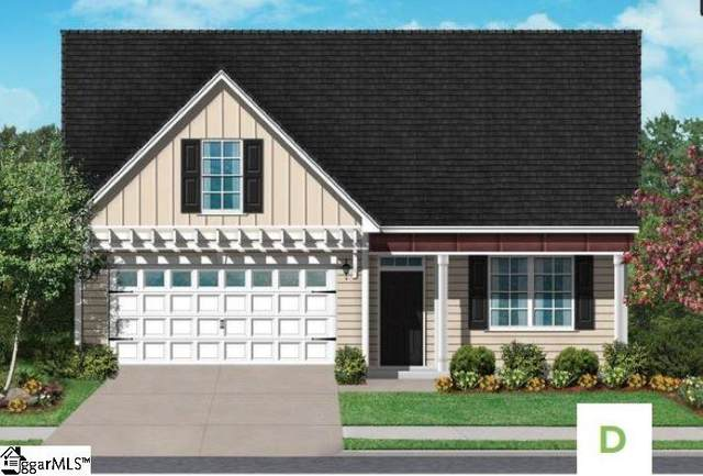 405 Townsend Avenue, Greer, SC 29651 (#1429575) :: The Toates Team