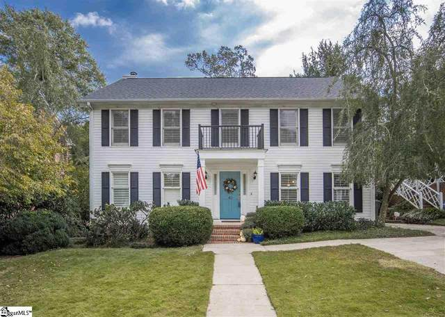 40 Oak Crest Court, Greenville, SC 29605 (#1429687) :: Hamilton & Co. of Keller Williams Greenville Upstate