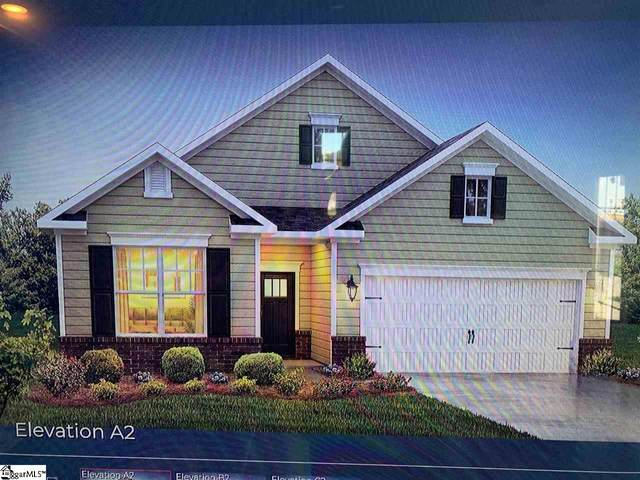 609 Raleighwood Lane, Simpsonville, SC 29681 (#1429740) :: DeYoung & Company