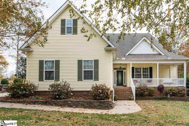 111 Belair Drive, Gray Court, SC 29645 (#1429906) :: J. Michael Manley Team