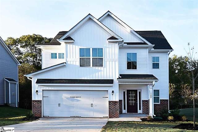 140 Sloan Avenue, Anderson, SC 29621 (#1429975) :: Parker Group
