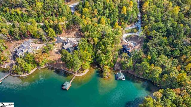551 Leaning Pine Trail, Six Mile, SC 29682 (#1430102) :: Mossy Oak Properties Land and Luxury