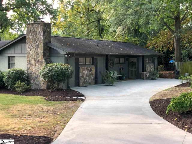 1 Jamaica Road, Greenville, SC 29607 (#1430299) :: The Robby Brady Team