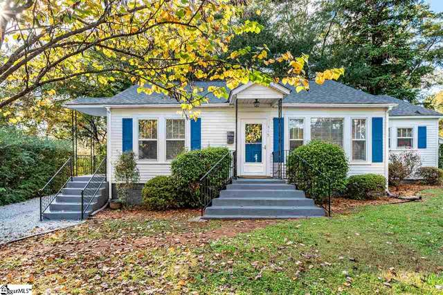 315 Summit Drive, Greenville, SC 29609 (#1430333) :: DeYoung & Company