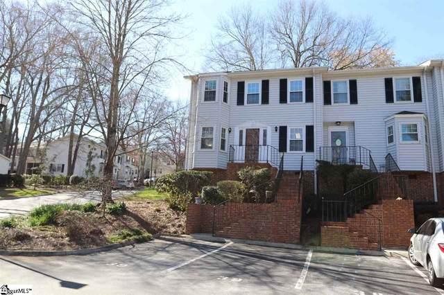 900 N Main Street #39, Greenville, SC 29609 (#1430604) :: Expert Real Estate Team