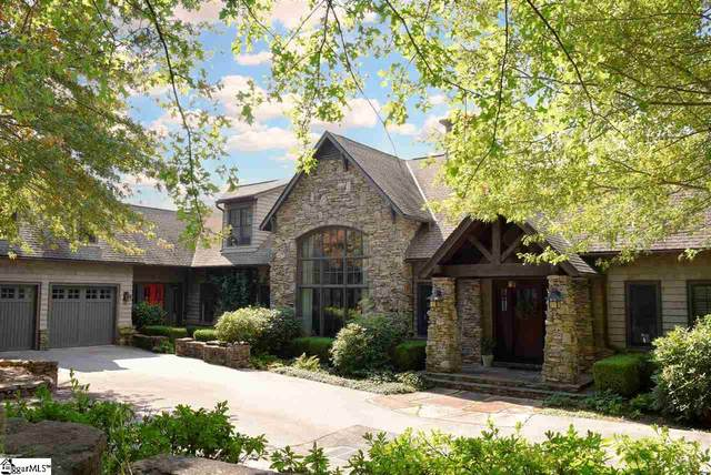 10 High Bluff Court, Travelers Rest, SC 29690 (#1431109) :: DeYoung & Company