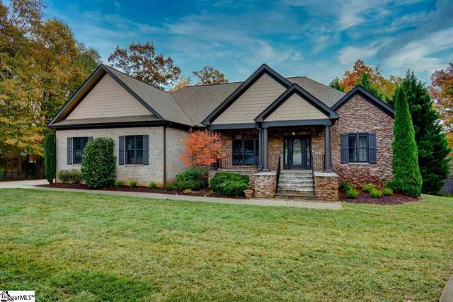 31 Arbor Glen Court, Taylors, SC 29687 (#1431263) :: Parker Group