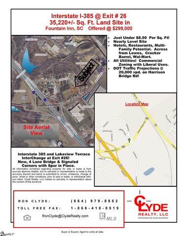 103 Lakeview Terrace, Fountain Inn, SC 29681 (#1431551) :: J. Michael Manley Team