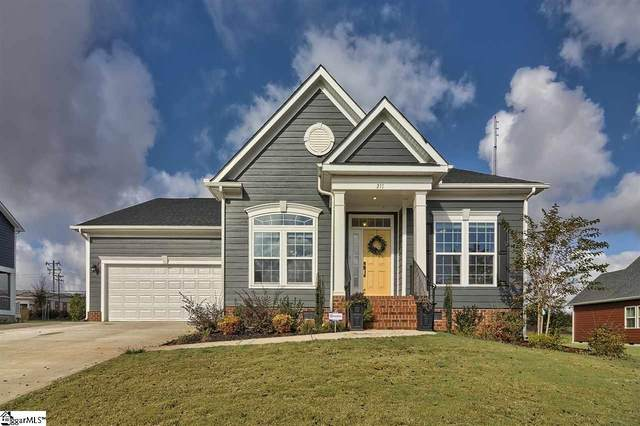 211 Edwin Ellis Drive, Greer, SC 29651 (#1431581) :: Coldwell Banker Caine