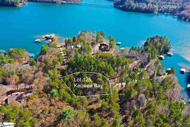 125 Keowee Bay Circle, Salem, SC 29676 (#1431972) :: Expert Real Estate Team