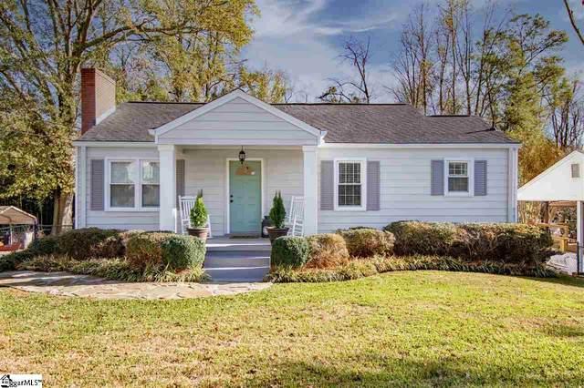 107 E Decatur Street, Greenville, SC 29617 (#1432123) :: J. Michael Manley Team