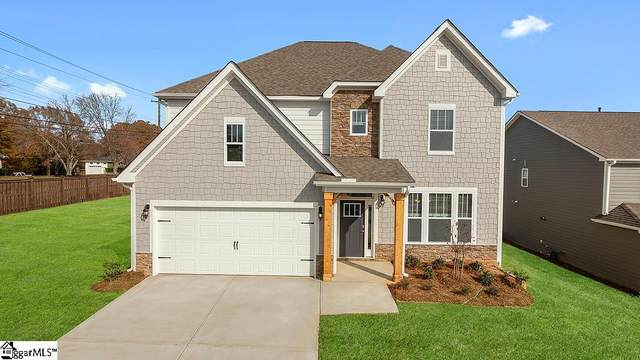1 Granito Drive, Greer, SC 29650 (#1432195) :: Dabney & Partners