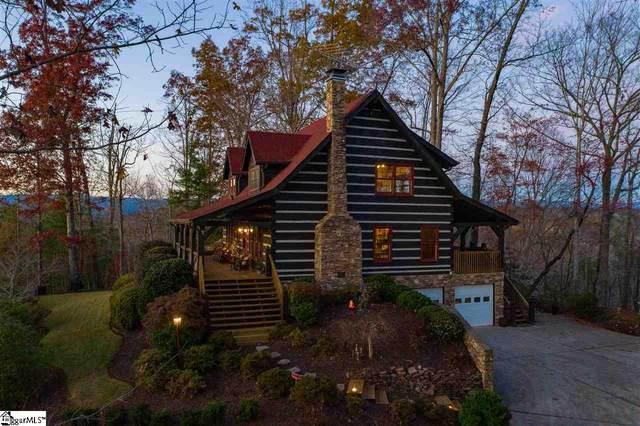 123 Trottingwolf Trail, Sunset, SC 29685 (#1432605) :: Green Arc Properties