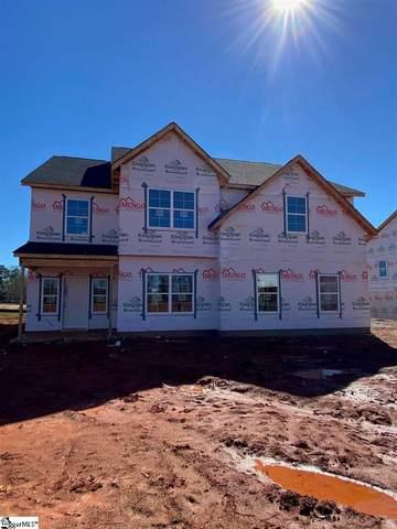 307 Valley Oak Drive Homesite 119, Belton, SC 29627 (#1432683) :: The Haro Group of Keller Williams